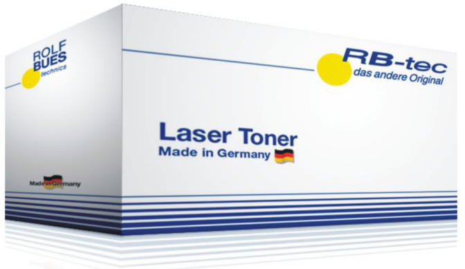 Laser Toner made in Germany